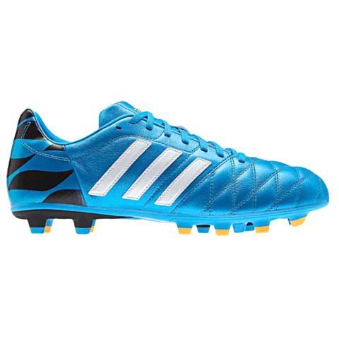 buy online e3616 b676b Adidas 11Nova FG Solar BlueRunning WhiteBlack. M17723