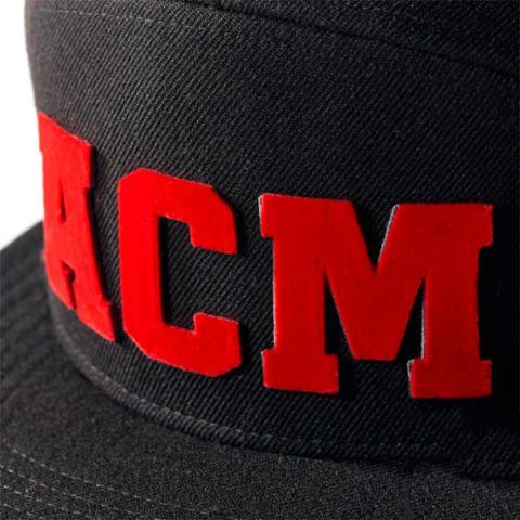 Adidas AC Milan Fitted Cap-Black Red S30143 - Merchandising Adidas -  Footballove d743772f97ec