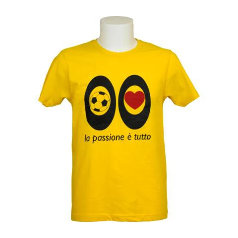 FL-T-shirt-Giallo