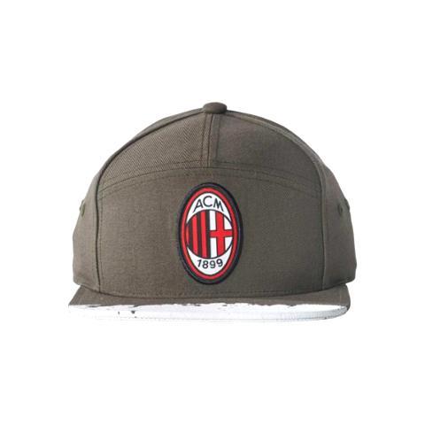 81c7852cf5031 Adidas AC Milan Anthem Cap-Balck S95161 - Merchandising Adidas ...