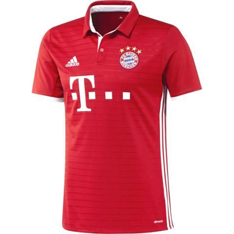 divisa FC Bayern München 2016