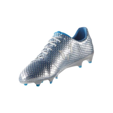 Adidas Messi 16.1 FG ArgentoNeroBlu Shock S79624 scarpe