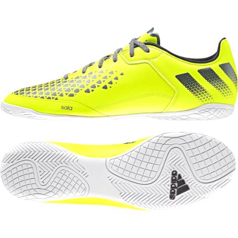 2cd48ad1f Adidas Ace 16.3 Court-Solar Yellow Silver Black S31940 - Boots ...