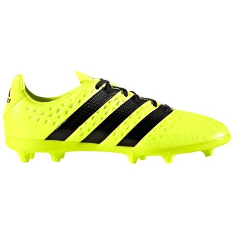 f2b82dff3 Adidas JR Ace 16.3 FG-Solar Yellow Black S79719 - Boots Adidas - Footballove