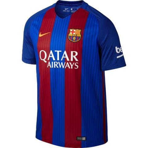 Maglia Home FC Barcelona 2016