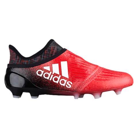 9a595416ca4 Adidas X 16+ Purechaos FG-Black White Red BB5612 - Boots Adidas ...