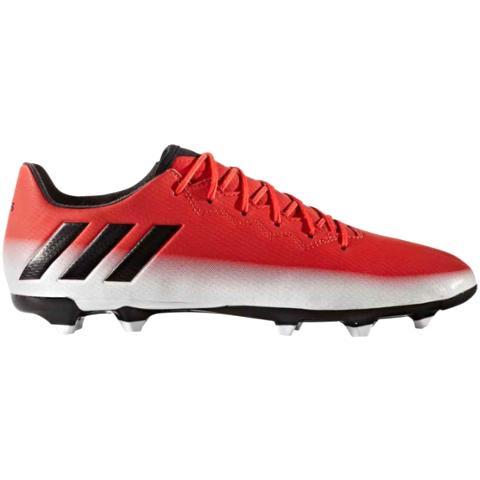Adidas Messi 16.3 FG-Rosso/Nero/Bianco BA9020 - scarpe Adidas - Footballove