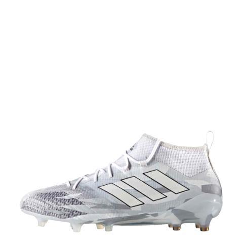 ff5a21cef Adidas Ace 17.1 Primeknit FG-Grey/White/Black BB5957 - Boots Adidas ...