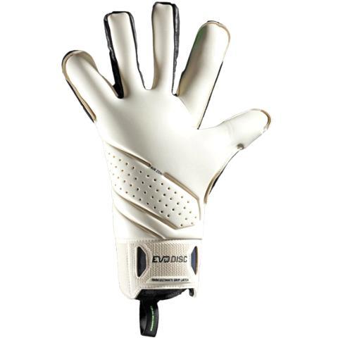 1753c2c1e0c Puma evoDISC Hybrid-White/green/Black 041301-001 - Goalkeeper Gloves ...