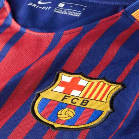 Maglia Home FC Barcelona merchandising