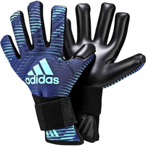 sale retailer d3032 ea186 Adidas Goalkeeper Gloves Ace trans Pro Thunderstorm-Ink Aqua