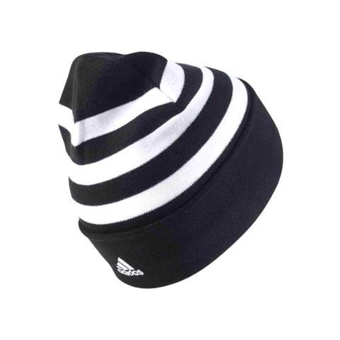 da6ed3d787d6 Adidas Juventus Bonnet 3Stripes 2017 18-Noir BR7010 - Merchandising ...