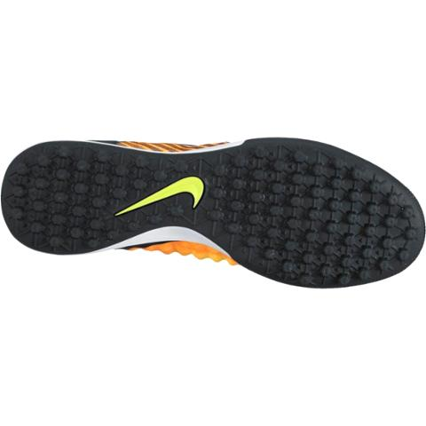 aa33a0ae88e7 Nike MagistaX Proximo II DF TF Lock In Let Loose-Orange Black White  843958-801