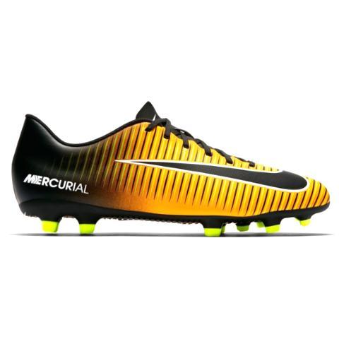 Nike Mercurial Vortex III Fußballschuh - orange/schwarz Yxuacn