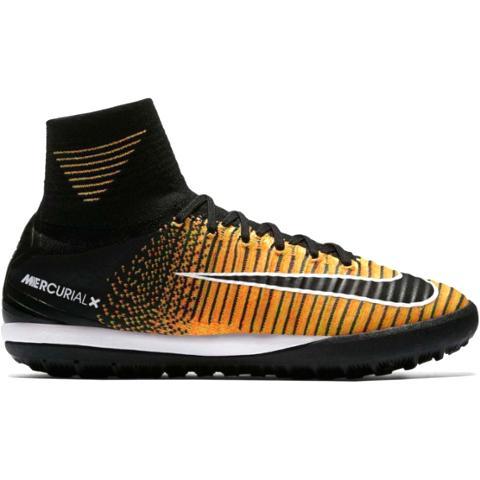 finest selection 63352 ef447 Nike JR MercurialX Proximo II DF TF Lock In Let Loose-Orange Black ...
