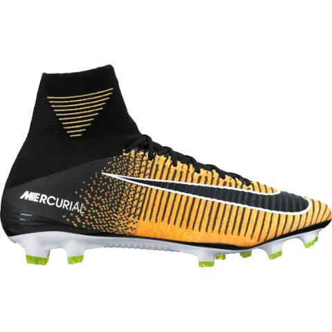c41dce3e343e Nike Mercurial Superfly V DF FG Lock In Let Loose-Orange/Black/White ...