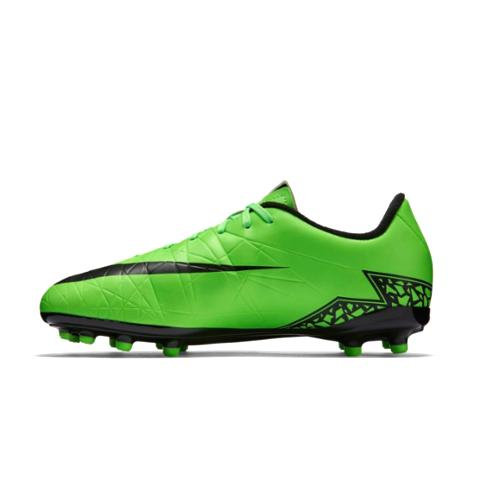 big sale 7fba4 0992d Nike JUNIOR Hypervenom Phelon II FG-Lightning Storm Pack 744943-307