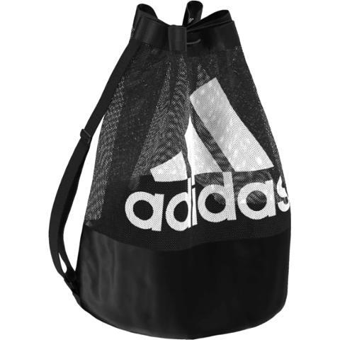 E44309 Porte Adidas Noir Ballons De Sac Football Blanc Xqw6UPw