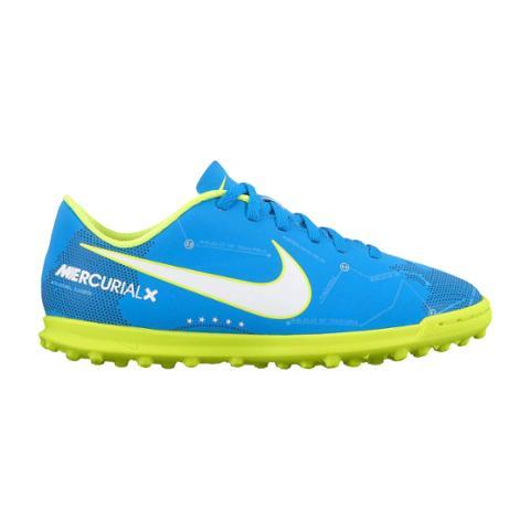fc444a3474a3e Nike JR MercurialX Vortex III Neymar JR TF-Blu Orbit 921497-400 ...