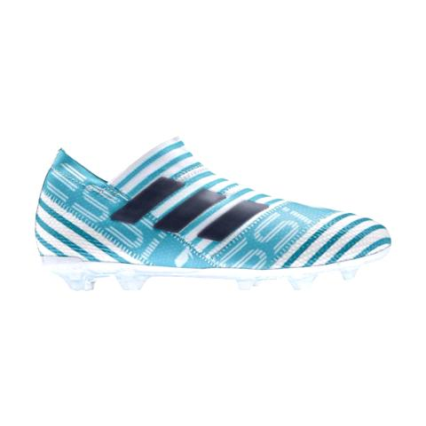ead4e93b71be Adidas JR Nemeziz Messi 17+ 360 Agility FG-White Ink BY2404 - Boots ...