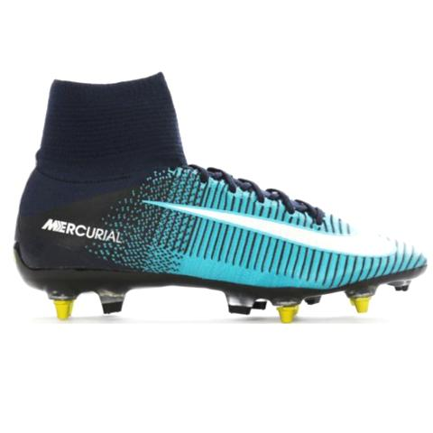 6e2d85419087 Nike Mercurial Superfly V DF SG-PRO AC Play Ice Pack-Ice Blue 889286 ...