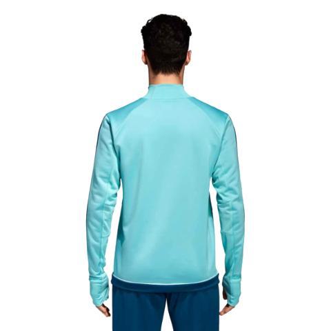 fda741508 Adidas FC Juventus Training Top 3Stripes-Mint CW1154 - Merchandising ...