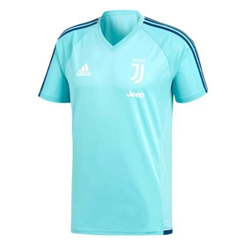 ccdfc47e2 Adidas Juventus Training T-Shirt-Mint CW1166 - Merchandising Adidas ...