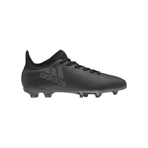 quality design 75e7a 97c6f Adidas JR X 17.3 FG Nitecrawler-Black CP8992 - Boots Adidas ...