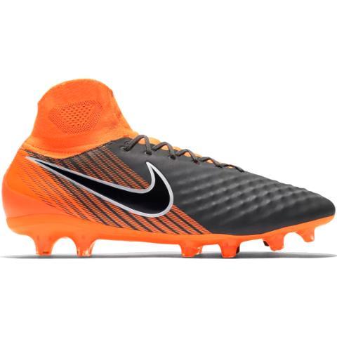 Nike Magista Obra 2 Pro DF FG Fast AF-Grey Orange AH7308-080 - Boots Nike -  Footballove 70539768ffe49