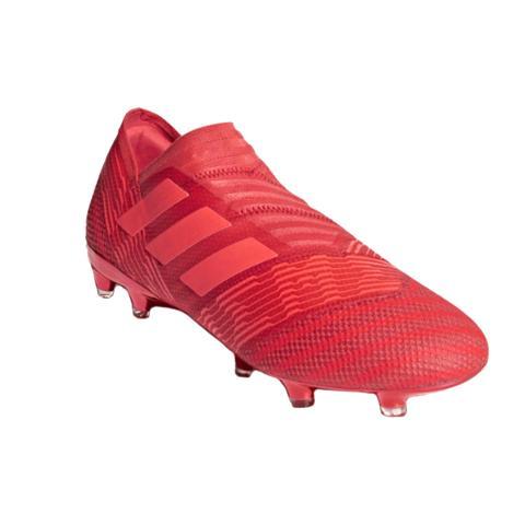 bambino migliore vendita scarpe originali nemeziz rosse