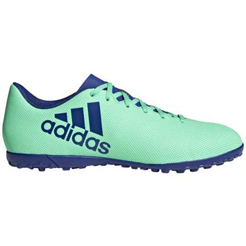 los angeles cadde 39cbd Adidas X Tango 17.4 TF Deadly Strike-Turchese Blu CP9148 - scarpe ...