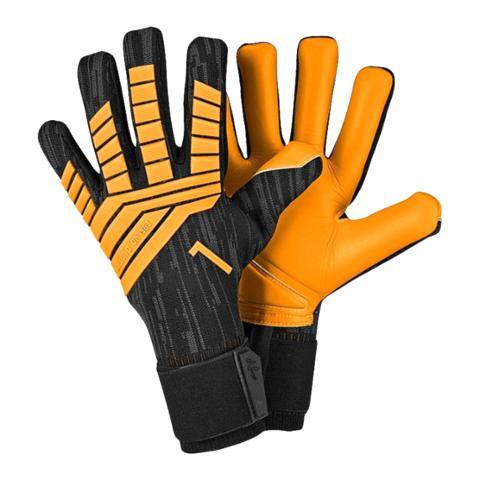 Goalkeeper Gloves Adidas Predator Pro Lev Yashin-Black/Orange CE4933 - Goalkeeper  Gloves Adidas - Footballove
