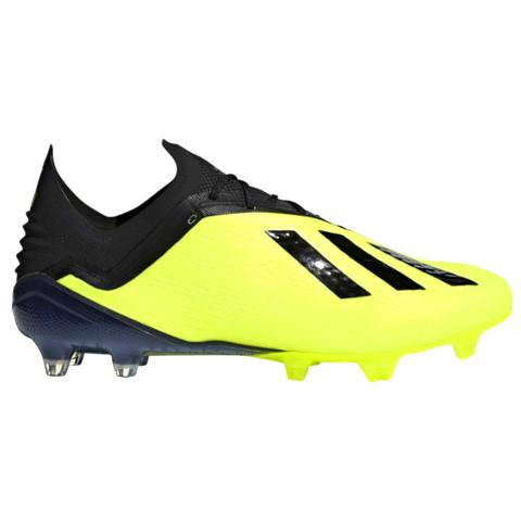 quality design 97fcb ffeb1 Adidas X 18.1 FG Team Mode-Yellow Black White DB2251 - Boots Adidas ...