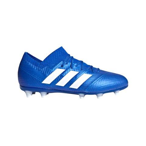 scarpe da calcio adidas bambino argento 38 5