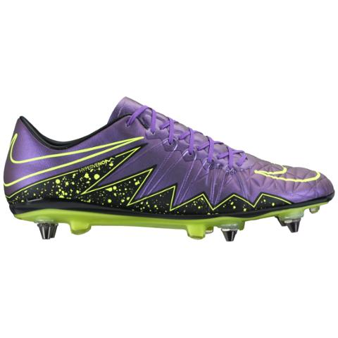6a377113a Nike Hypervenom Phinish SG-PRO Hyper Grape/Volt/Black 768898-550 ...