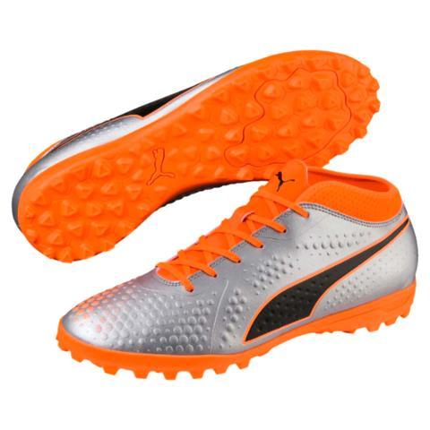Syn 104751 Puma 4 Footballove Tt Boots 01 One Silverorange SwP7BFq